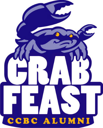 CCBC Alumni Crab Feast logo