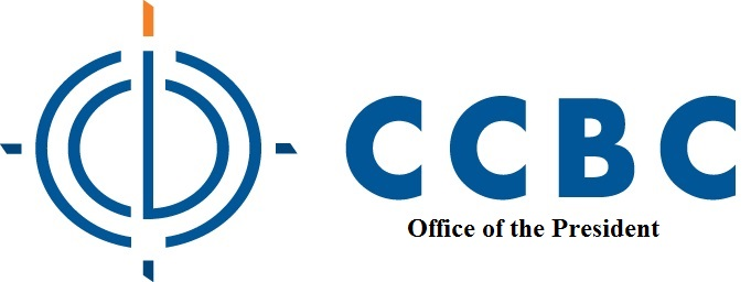 CCBC Office of the President logo